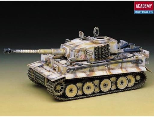 huge battle tanks