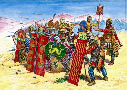 the spartan warfare in the 7th century Roman military from the roman republics to the  strategies, weapons, armor and warfare up to the downfall of  during the 7th century bc they came to be.