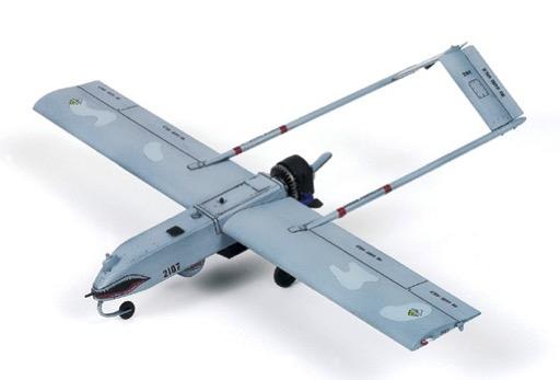 Scalehobbyist.com: US Army RQ-7B UAV by Academy Models