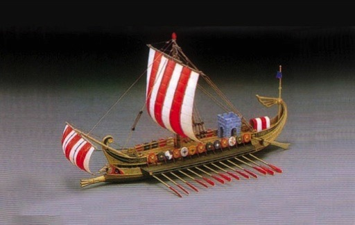 roman ships diagram scalehobbyist.com: roman warship by academy models  #9