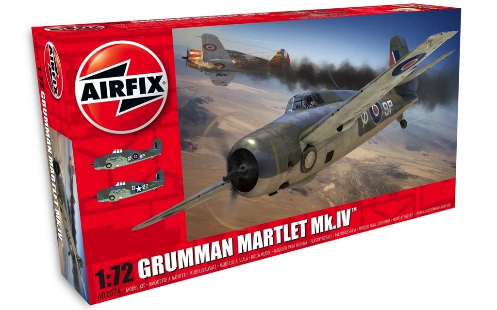 Grumman Martlet Mk IV