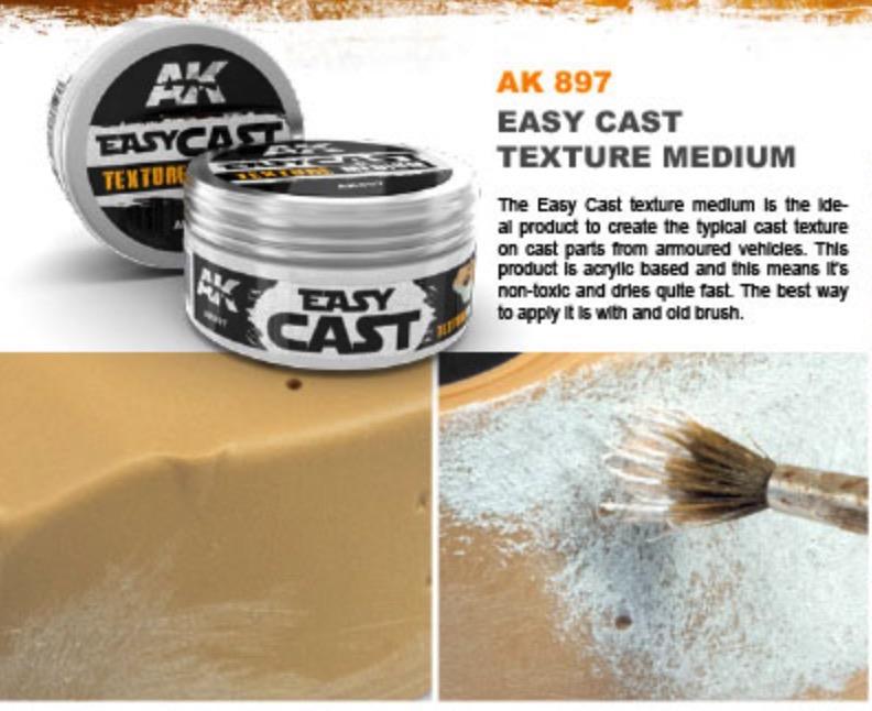 Easy Cast Texture