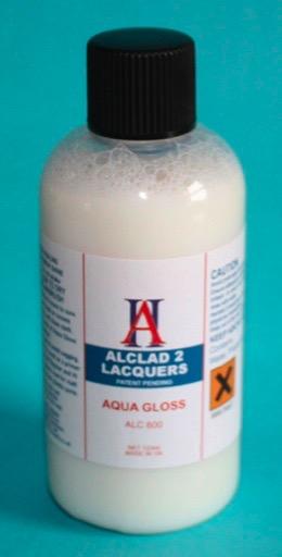 4oz  Bottle Aqua Gloss