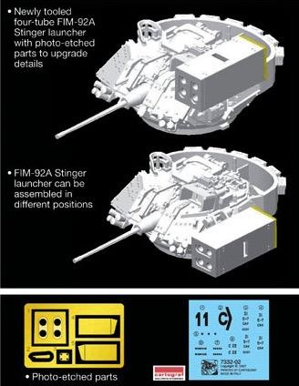 Scalehobbyist com: M6A2 Bradley IFV by Dragon Models