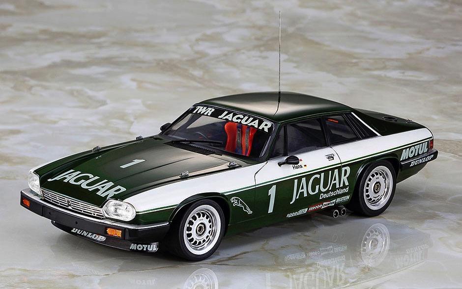 Scalehobbyist com: 1984 Jaguar XJ-S H E  Tom Walkinshaw Racing by