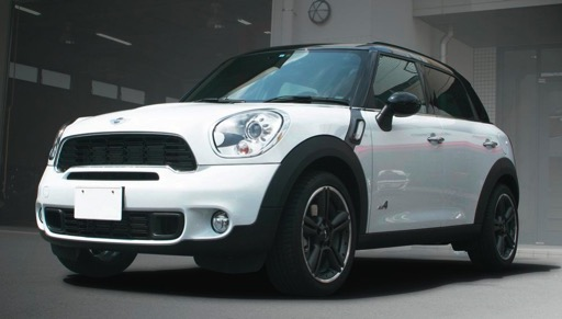 Scalehobbyistcom Mini Cooper Countryman All4 By Hasegawa Models