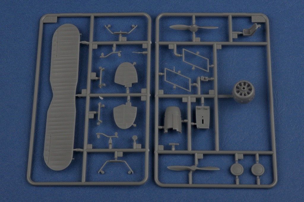 Hobby Boss RAF Gladiator Easy Assembly Kit
