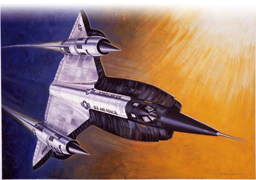 YF-22 Italeri 1/72 - Ready for Inspection - Aircraft