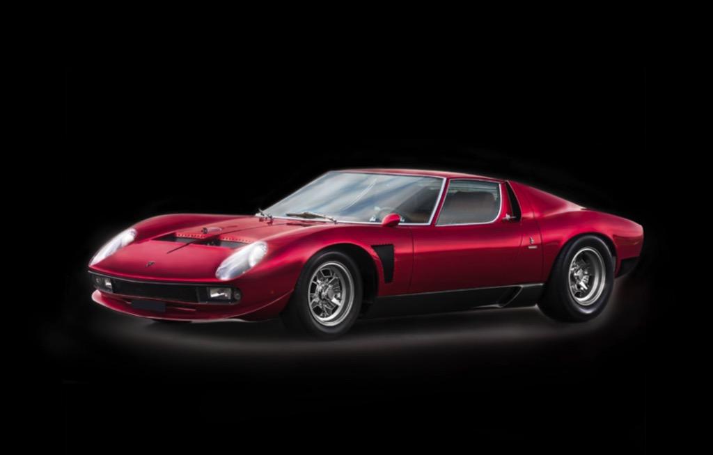 Scalehobbyist Com Lamborghini Miura Jota By Italeri Models