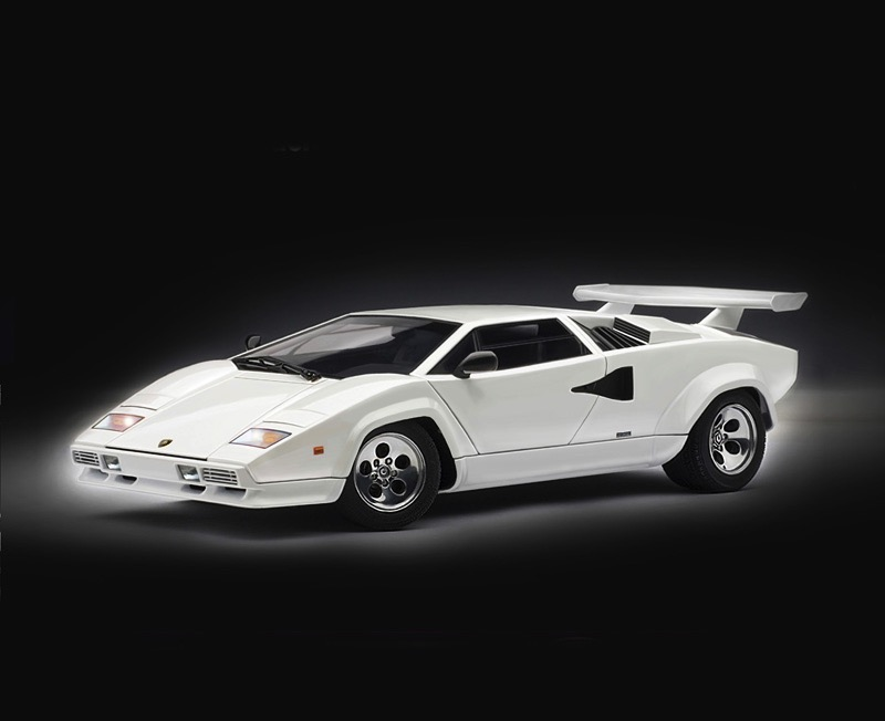 Scalehobbyist Com Lamborghini Countach 5000 Quattrovalvole By