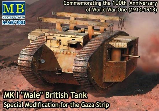 WWI Mk I