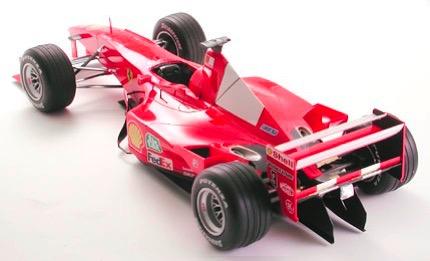 Tamiya  1//20 Ferrari F1 2000 Race Car Schumacher TAM20048