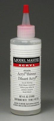Acrylic Thinner 4oz