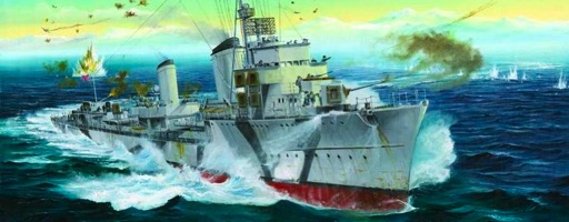 Scalehobbyist Com German Zerstorer Z30 Destroyer 1942 By