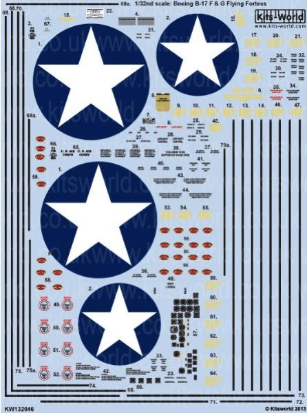 P-47D Thunderbolt Fran /& Tipsy 132036 1:32 Kits-World Decals