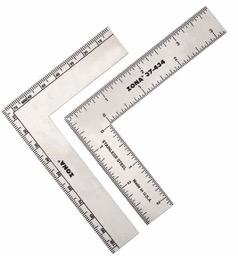 Zona tools   3x4/' L SQUARE   ZNA37434-NEW